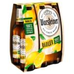 Warsteiner Radler Zitrone 6x0,33l