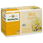 Bünting Tee Bio-Kamille 30g, 20 Beutel