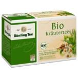 Bünting Tee Bio-Kräuter 40g, 20 Beutel