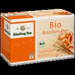 Bünting Tee Bio-Rooibos 35g, 20 Beutel