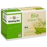 Bünting Tee Bio Grüner Tee 35g, 20 Beutel