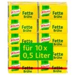 Knorr Fette Brühe Würfel 5 Liter