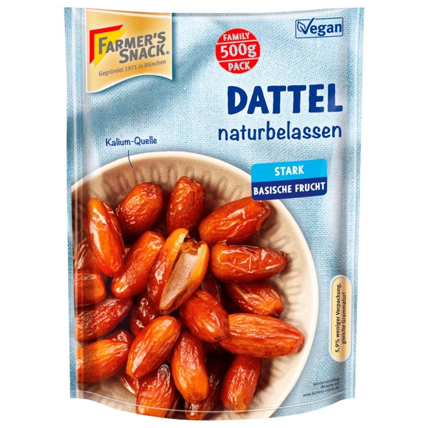 Farmer's Snack Datteln 500g