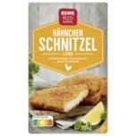 REWE Beste Wahl Hähnchenschnitzel 250g