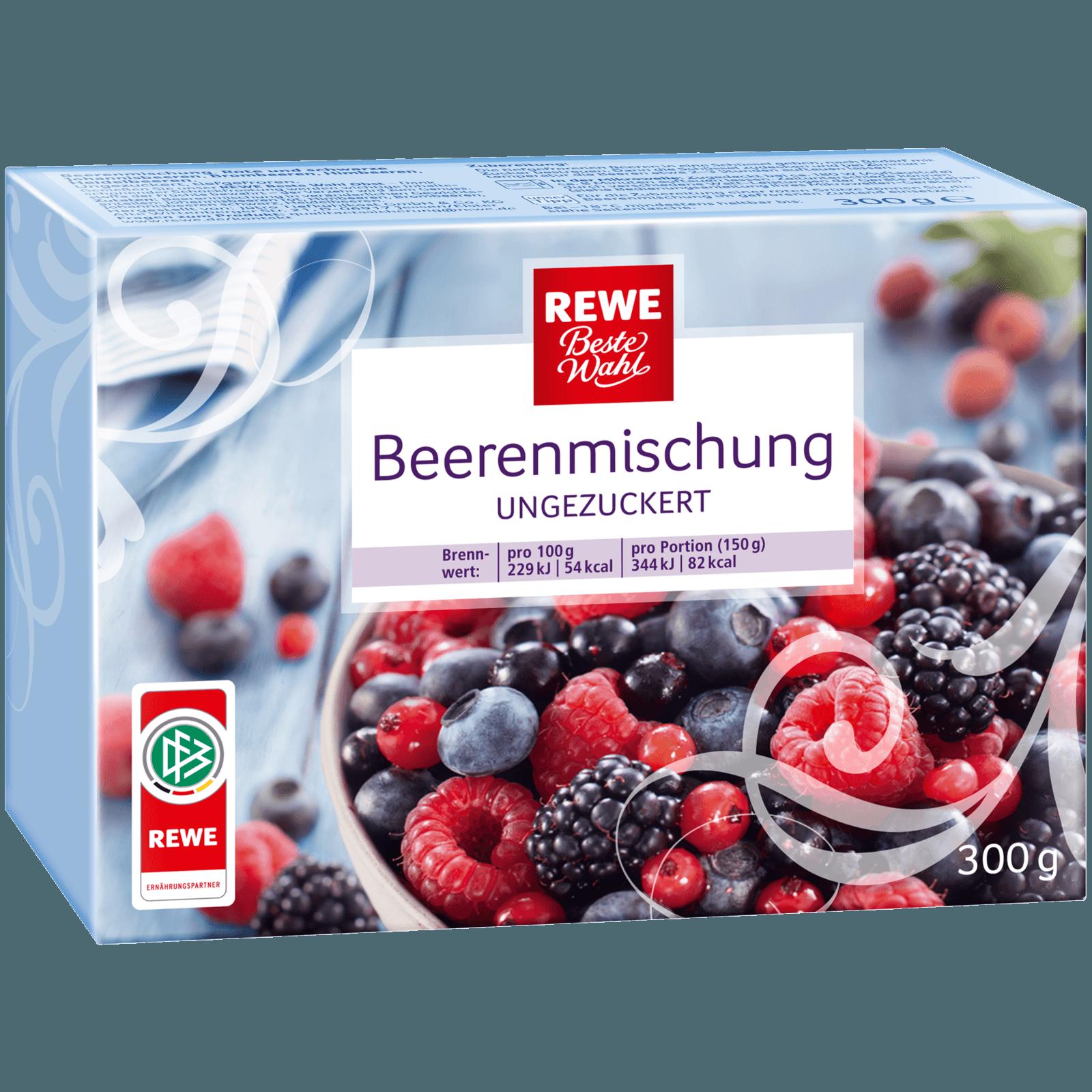 REWE Beste Wahl Beerenmischung 300g