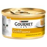 Purina Gourmet Gold Eiersoufflé mit Huhn 85g