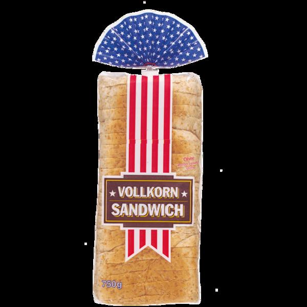 Gab Vollkorn-Sandwich 750g