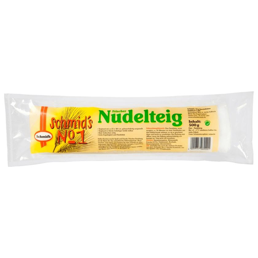 Schmid's No.1 Nudelteig 500g