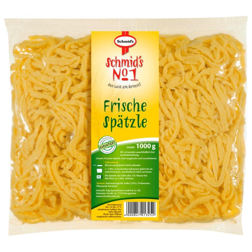 Schmid's No.1 Frische Spätzle 1kg