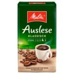 Melitta Auslese Röstkaffee Klassisch 500g