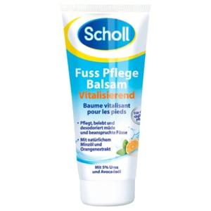 Scholl Fuss-Pflege-Balsam Vitalisierend 75ml