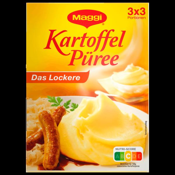 Maggi Kartoffel Püree das Lockere 80g