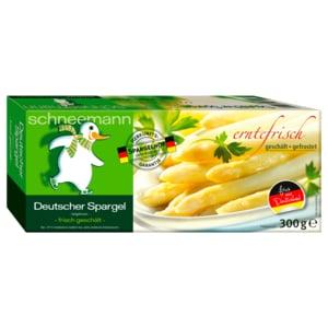 Schneemann Deutscher Spargel 300g