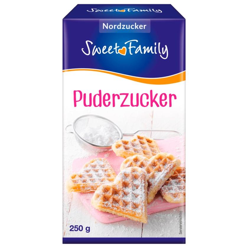 Sweet Family Puderzucker 250g