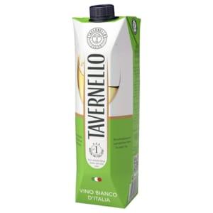 Tavernello Weiß Tafelwein trocken 1l