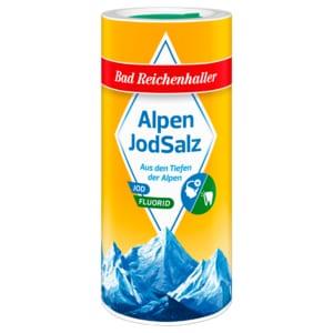 Bad Reichenhaller Jodsalz mit Fluorid 500g