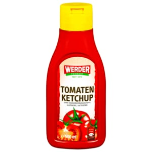 Werder Feinkost Tomatenketchup 500ml