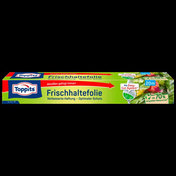 Toppits Frischhaltefolie 20m