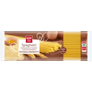 REWE Beste Wahl Spaghetti mit Frischei 500g