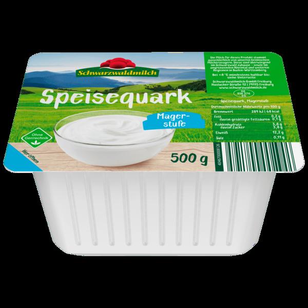 Schwarzwaldmilch Breisgau Speisequark Mager 500g