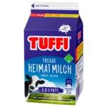Tuffi Frische Heimatmilch 3,5% 0,5l