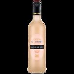 Württemberger Weißwein Blanc De Noir Cuvee Edition Gourmet QbA halbtrocken 0,75l