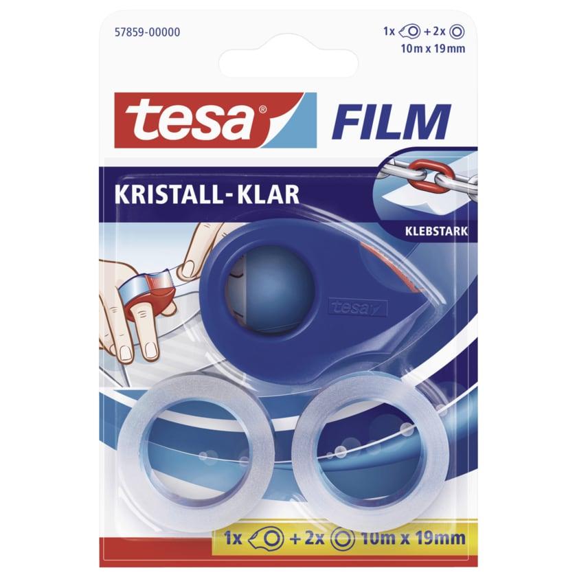 Tesa Tesafilm mit Miniabroller