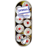 Lysell Hanseatenröllchen 125g