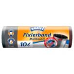 Swirl Fixierband-Müllbeutel 10l, 15 Stück