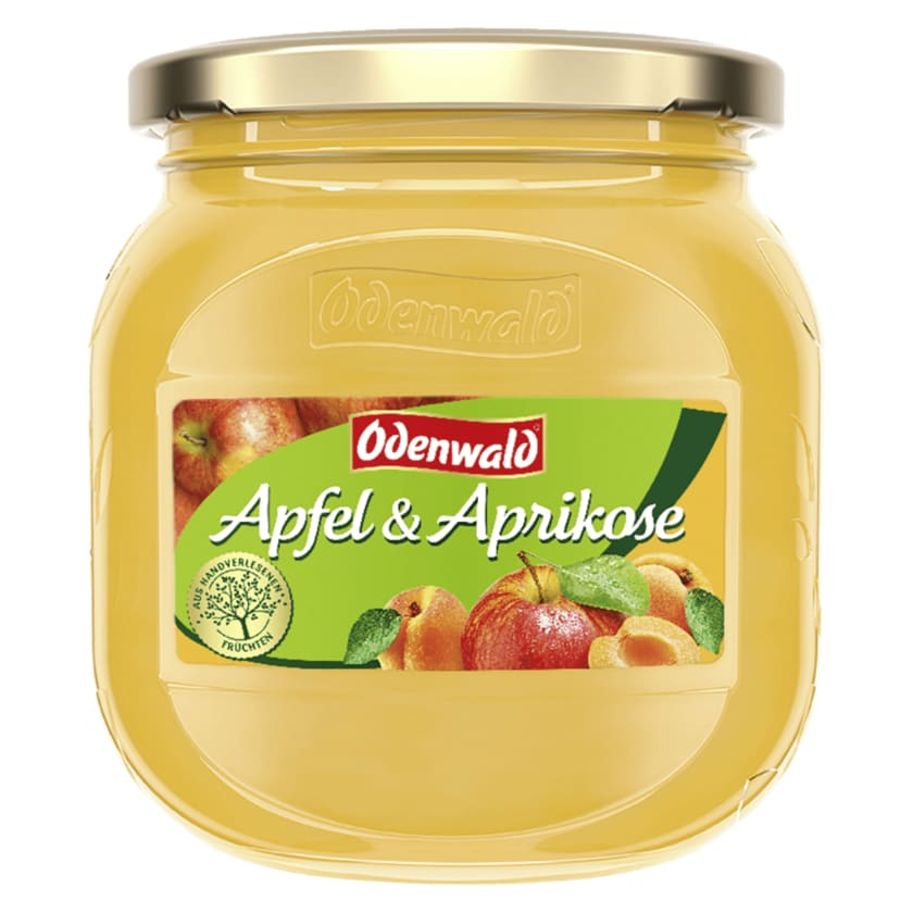 Odenwald Apfel- & Aprikosenmus 720g