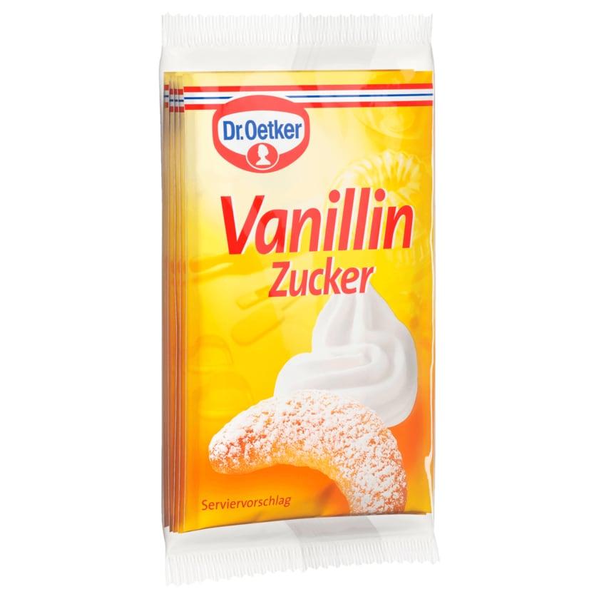 Dr. Oetker Vanillin-Zucker 41g, 5 Päckchen