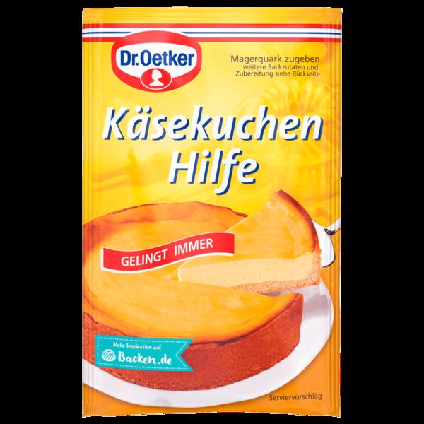 Dr. Oetker Käsekuchenhilfe 58g