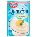 Dr. Oetker Quarkfein Zitrone 57g