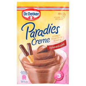 Dr. Oetker Paradies-Creme Schokolade 74g