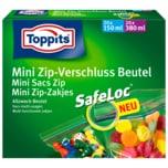Toppits Mini Zip-Verschluss Beutel 10x150ml ,20x380ml