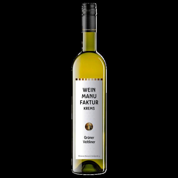 Winzer Krems Weißwein Grüner Veltliner trocken 0,75l