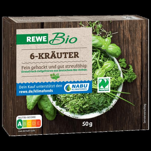 REWE Bio 6-Kräuter 50g