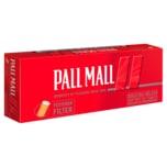 Pall Mall Red Xtra Hülsen 200 Stück