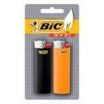 Bic Feuerzeug Maxi 2 Stück