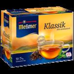 Meßmer Klassik 150g, 50 Beutel