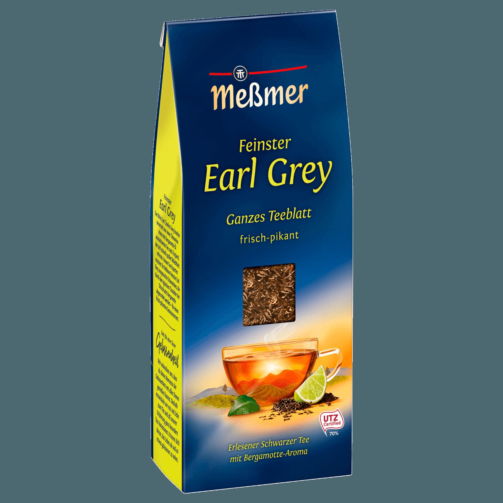 Meßmer Feinster Earl Grey 150g