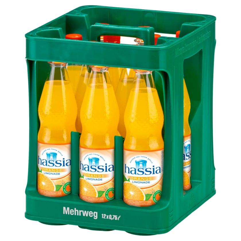 Hassia Orange 12x0,75l