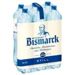 Fürst Bismarck Mineralwasser still 6x1,5l