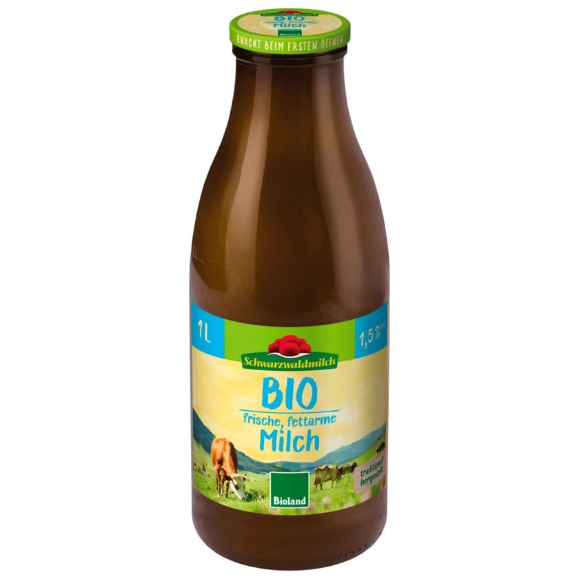 Schwarzwaldmilch Bio Milch 1,5% 1l