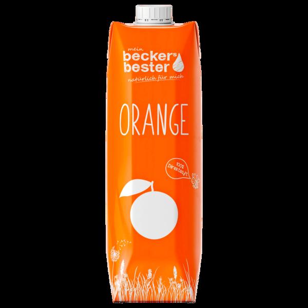 Beckers Bester Orangensaft Direkt 1l