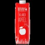 Beckers Bester Apfelsaft klar 1l