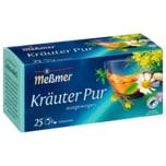 Meßmer Kräuter pur 50g, 25 Beutel