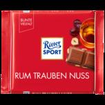 Ritter Sport Rum-Trauben-Nuss 100g