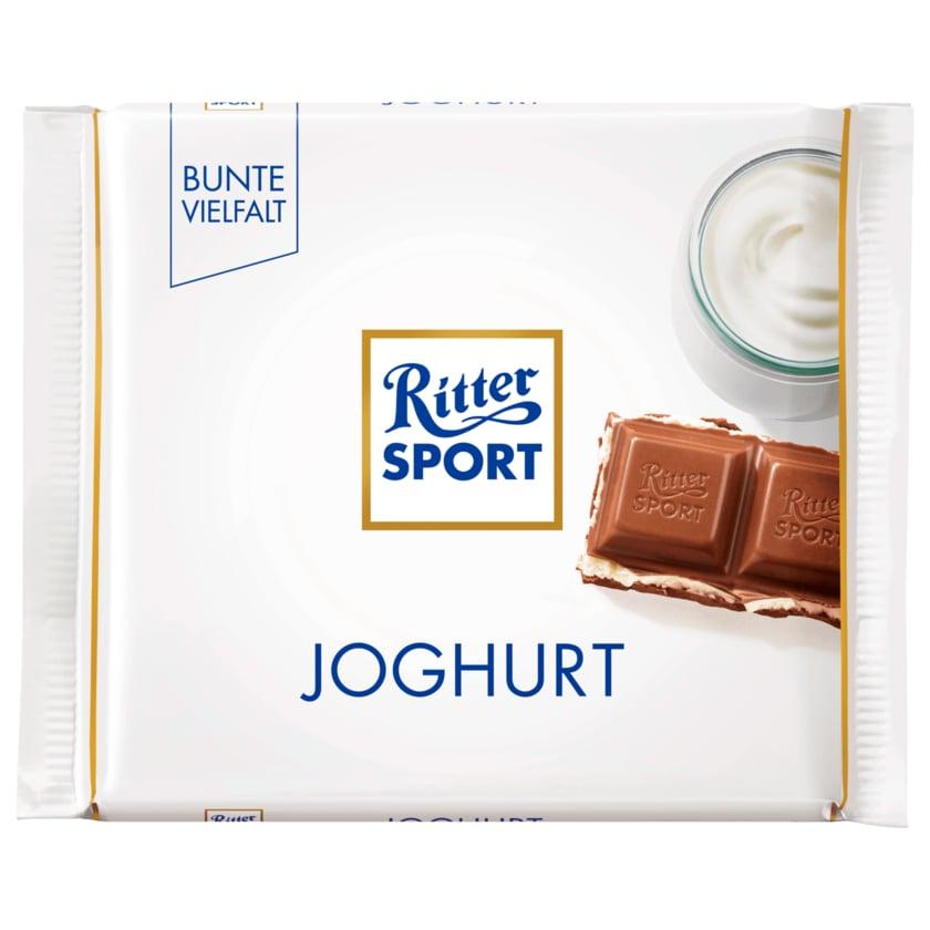 Ritter Sport Schokolade Joghurt 100g