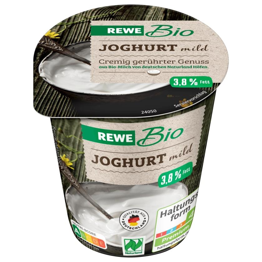 REWE Bio Joghurt mild 150g